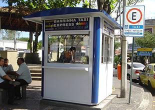 Cabine Ponto Táxi